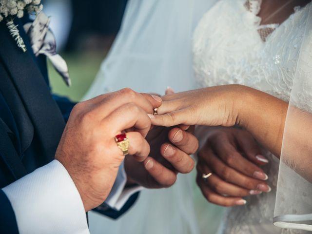Il matrimonio di Danilo e Alessia a Pombia, Novara 19