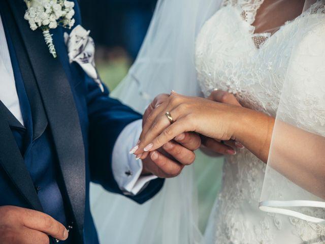 Il matrimonio di Danilo e Alessia a Pombia, Novara 18
