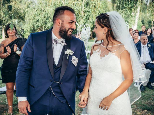 Il matrimonio di Danilo e Alessia a Pombia, Novara 15
