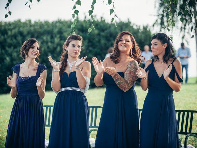 Il matrimonio di Danilo e Alessia a Pombia, Novara 29