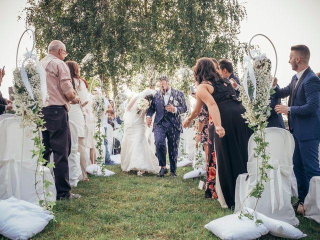 Il matrimonio di Danilo e Alessia a Pombia, Novara 42