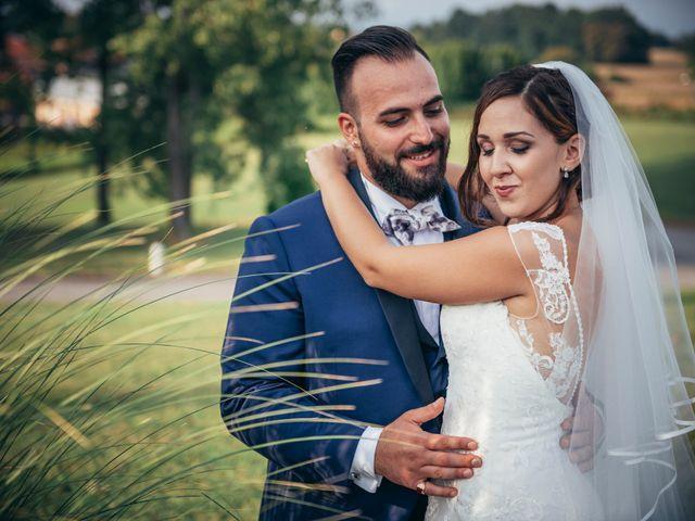 Il matrimonio di Danilo e Alessia a Pombia, Novara 41