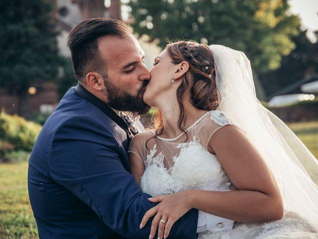Il matrimonio di Danilo e Alessia a Pombia, Novara 39