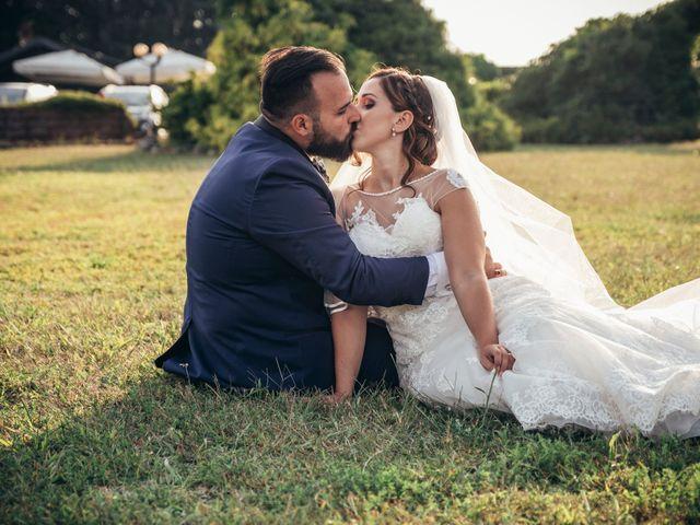 Il matrimonio di Danilo e Alessia a Pombia, Novara 38