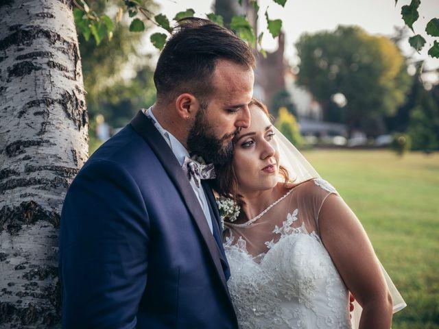 Il matrimonio di Danilo e Alessia a Pombia, Novara 37