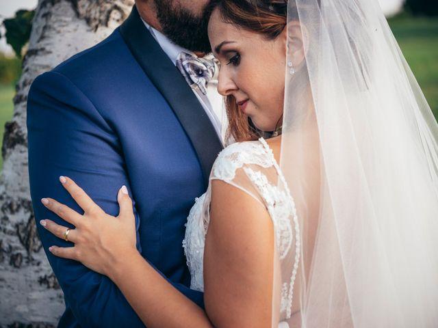 Il matrimonio di Danilo e Alessia a Pombia, Novara 36