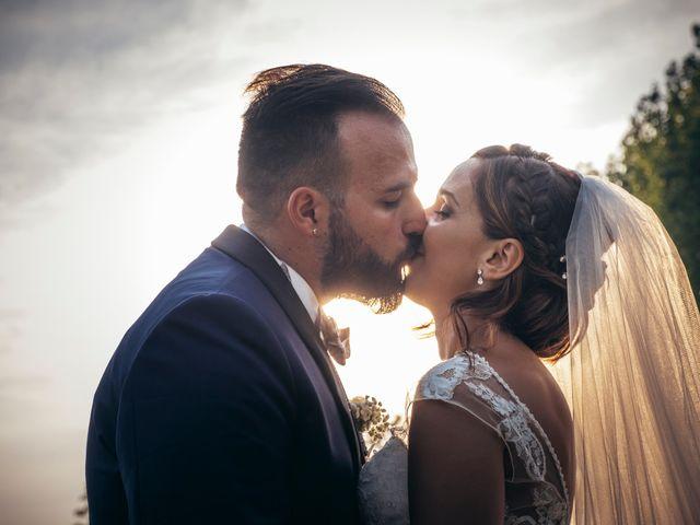 Il matrimonio di Danilo e Alessia a Pombia, Novara 35