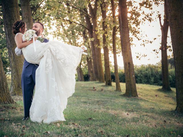 Il matrimonio di Danilo e Alessia a Pombia, Novara 34