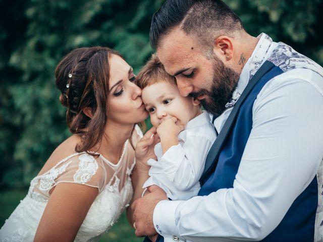 Il matrimonio di Danilo e Alessia a Pombia, Novara 33