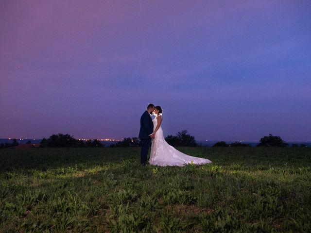 Il matrimonio di Danilo e Alessia a Pombia, Novara 30