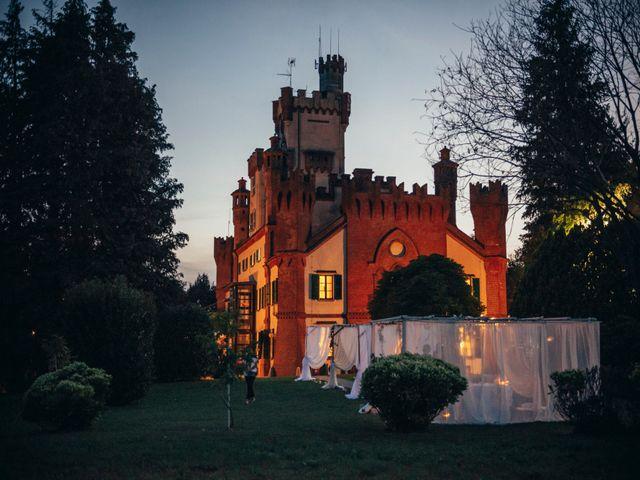 Il matrimonio di Danilo e Alessia a Pombia, Novara 44