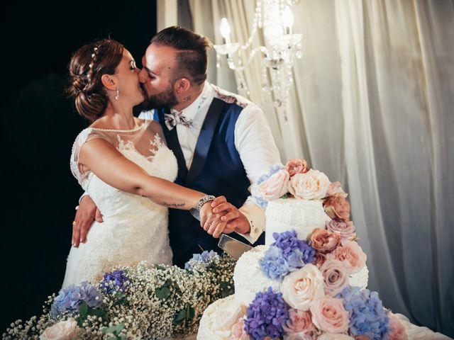 Il matrimonio di Danilo e Alessia a Pombia, Novara 54