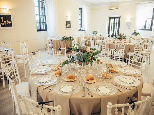 Il matrimonio di Danilo e Alessia a Pombia, Novara 47