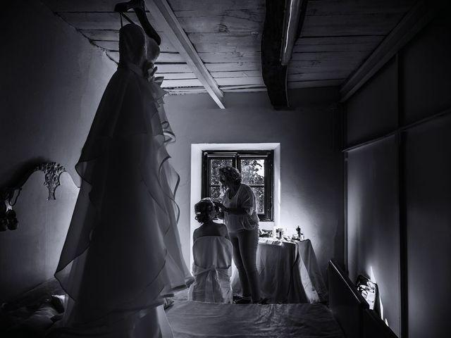 Il matrimonio di Dario e Valentina a Varallo Pombia, Novara 11