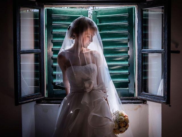 Il matrimonio di Dario e Valentina a Varallo Pombia, Novara 17