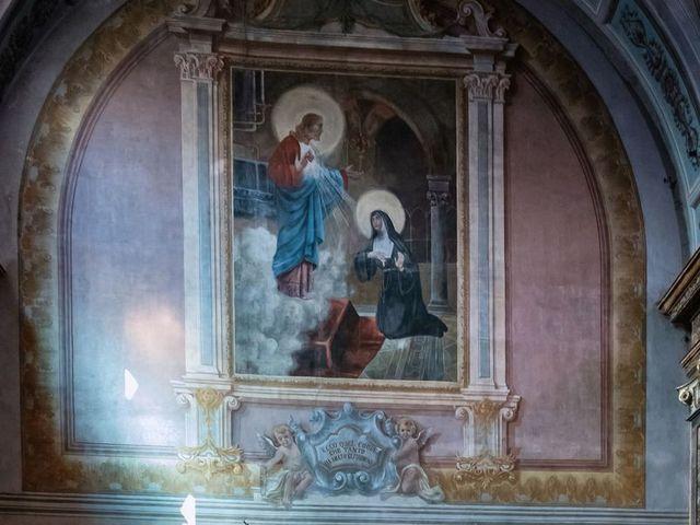 Il matrimonio di Dario e Valentina a Varallo Pombia, Novara 18