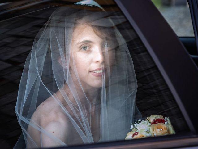 Il matrimonio di Dario e Valentina a Varallo Pombia, Novara 19
