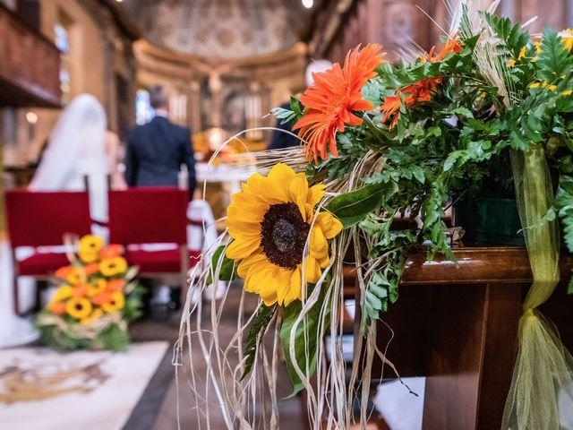 Il matrimonio di Dario e Valentina a Varallo Pombia, Novara 21