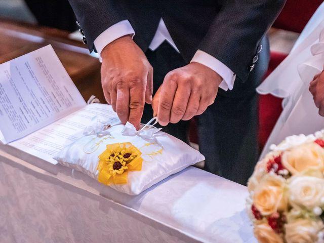 Il matrimonio di Dario e Valentina a Varallo Pombia, Novara 22
