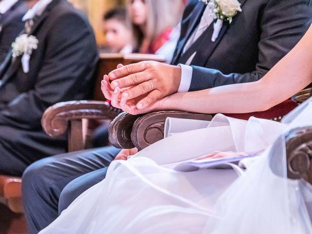 Il matrimonio di Dario e Valentina a Varallo Pombia, Novara 29