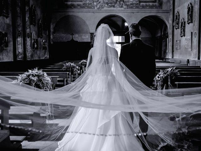 Il matrimonio di Dario e Valentina a Varallo Pombia, Novara 30