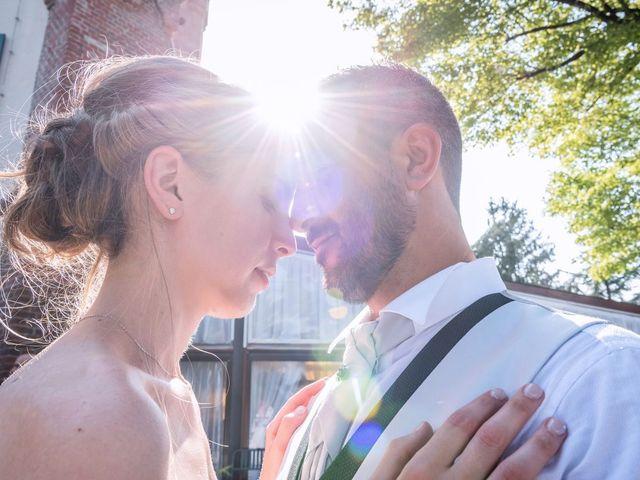 Il matrimonio di Dario e Valentina a Varallo Pombia, Novara 36