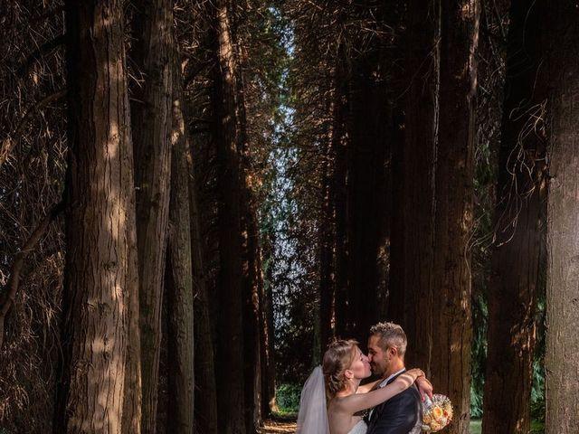 Il matrimonio di Dario e Valentina a Varallo Pombia, Novara 41