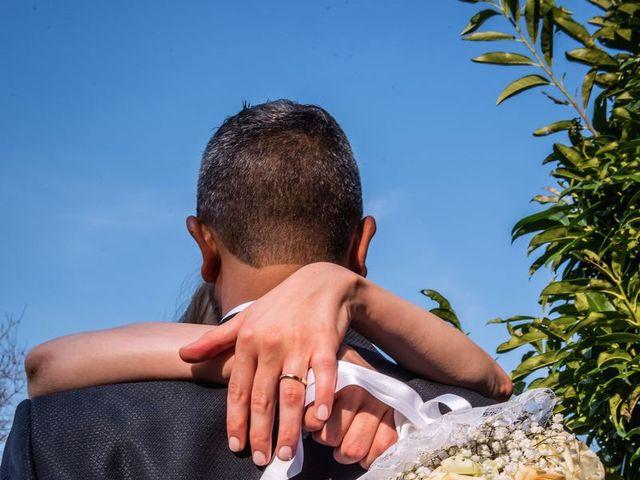 Il matrimonio di Dario e Valentina a Varallo Pombia, Novara 42