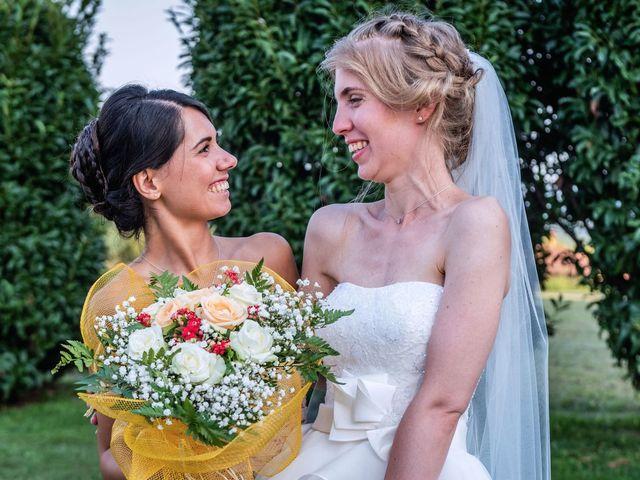 Il matrimonio di Dario e Valentina a Varallo Pombia, Novara 44