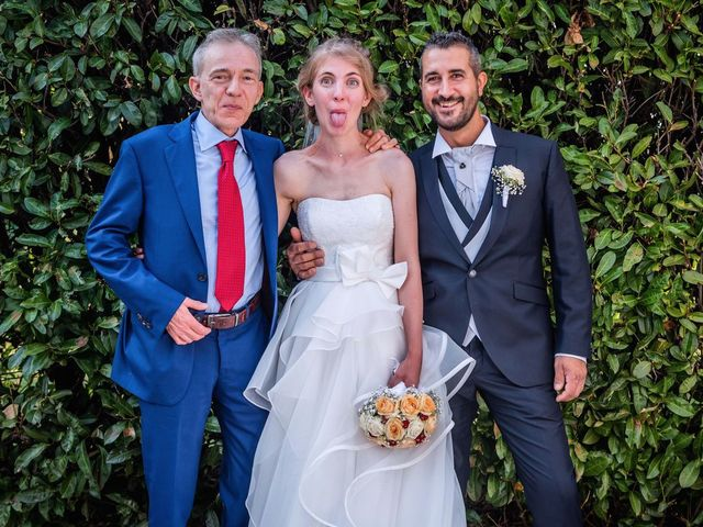 Il matrimonio di Dario e Valentina a Varallo Pombia, Novara 45