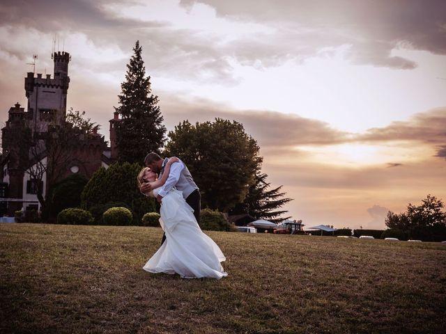 Il matrimonio di Dario e Valentina a Varallo Pombia, Novara 1