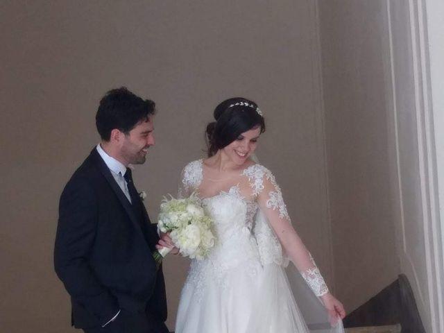 Il matrimonio di Lucia e Carlo a Taviano, Lecce 4