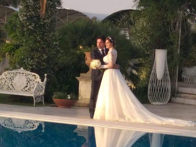Il matrimonio di Lucia e Carlo a Taviano, Lecce 5