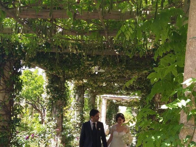 Il matrimonio di Lucia e Carlo a Taviano, Lecce 9