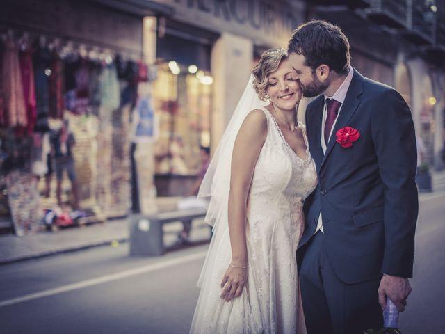 Le nozze di Paola e Josh