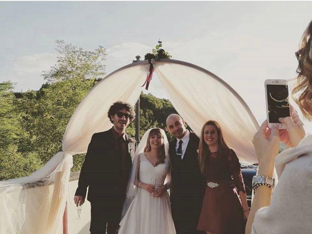 Il matrimonio di Giovanni e Alessia a Belforte all'Isauro, Pesaro - Urbino 1