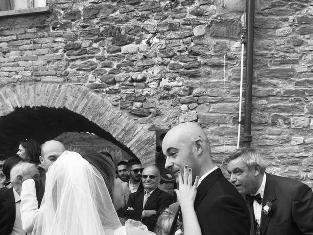 Il matrimonio di Giovanni e Alessia a Belforte all'Isauro, Pesaro - Urbino 2