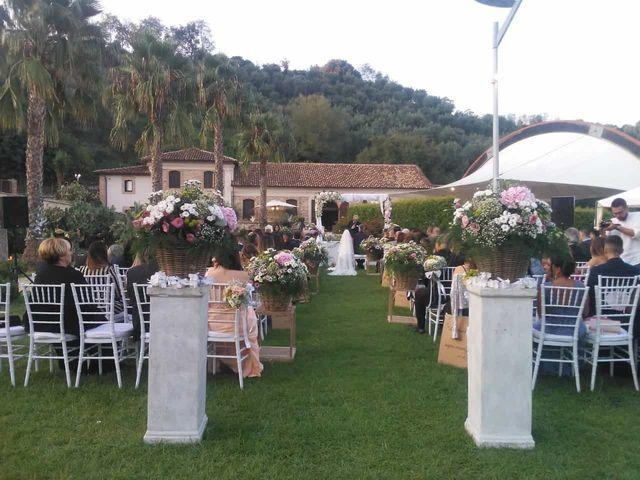 Il matrimonio di Alessandra e Fabio a Feroleto della Chiesa, Reggio Calabria 6