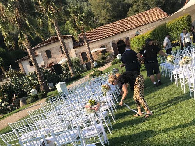 Il matrimonio di Alessandra e Fabio a Feroleto della Chiesa, Reggio Calabria 12