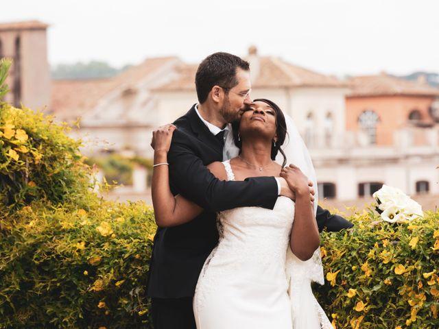 Le nozze di Chieny e Giuseppe