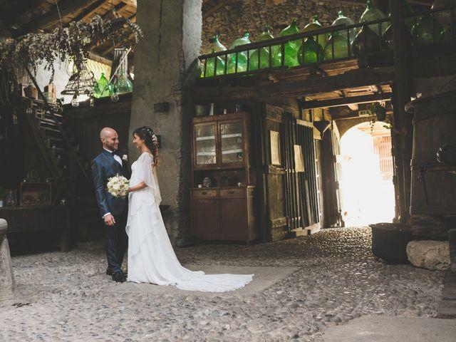 Le nozze di Ingrid e Matteo
