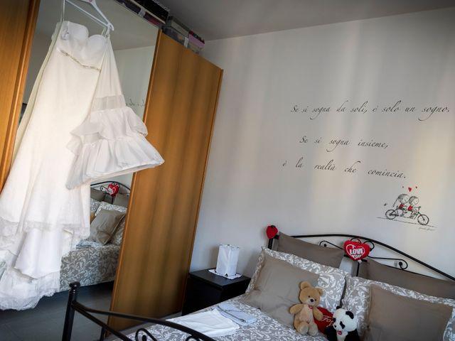 Il matrimonio di Wainer e Raffaella a Sant'Angelo Lodigiano, Lodi 27