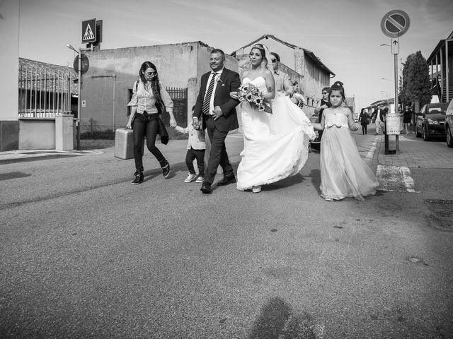 Il matrimonio di Wainer e Raffaella a Sant'Angelo Lodigiano, Lodi 43