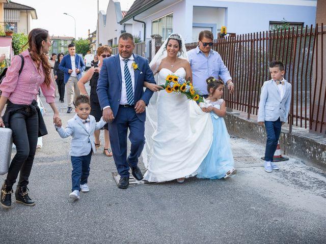 Il matrimonio di Wainer e Raffaella a Sant'Angelo Lodigiano, Lodi 44