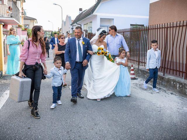 Il matrimonio di Wainer e Raffaella a Sant'Angelo Lodigiano, Lodi 45