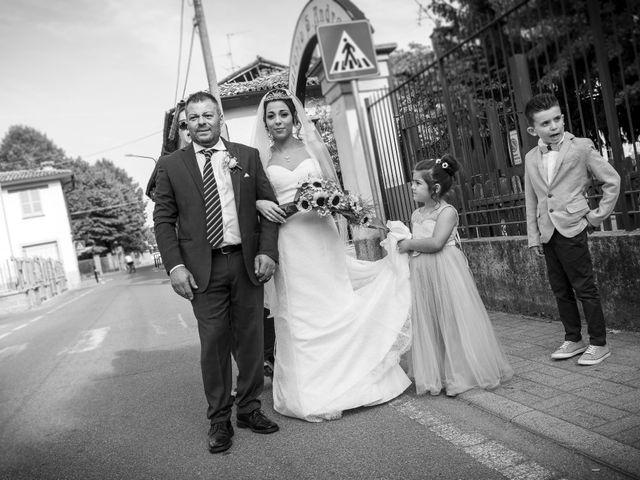 Il matrimonio di Wainer e Raffaella a Sant'Angelo Lodigiano, Lodi 46