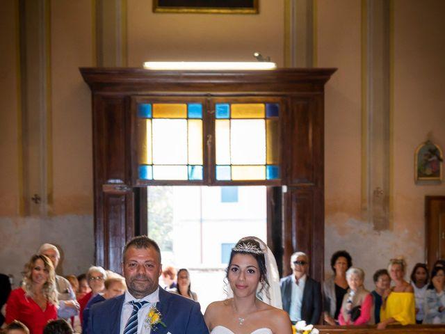 Il matrimonio di Wainer e Raffaella a Sant'Angelo Lodigiano, Lodi 48