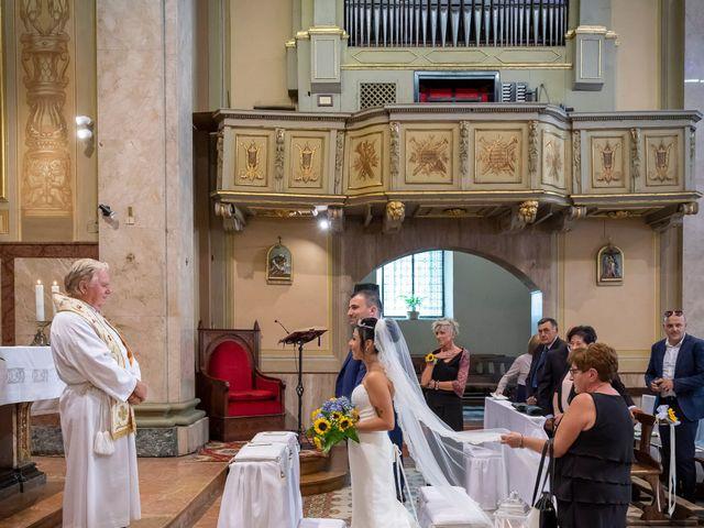 Il matrimonio di Wainer e Raffaella a Sant'Angelo Lodigiano, Lodi 49