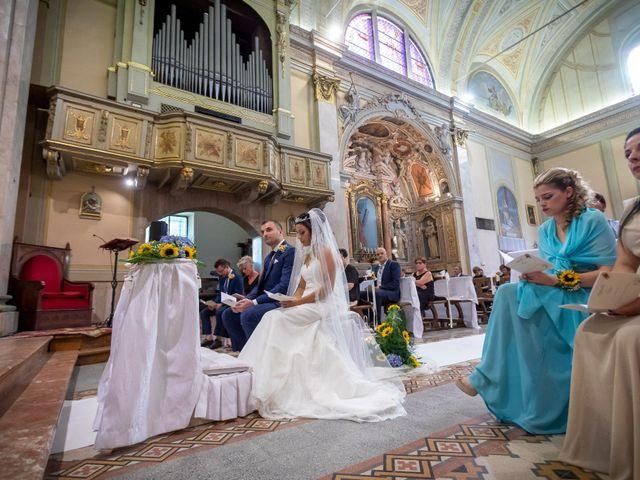 Il matrimonio di Wainer e Raffaella a Sant'Angelo Lodigiano, Lodi 54