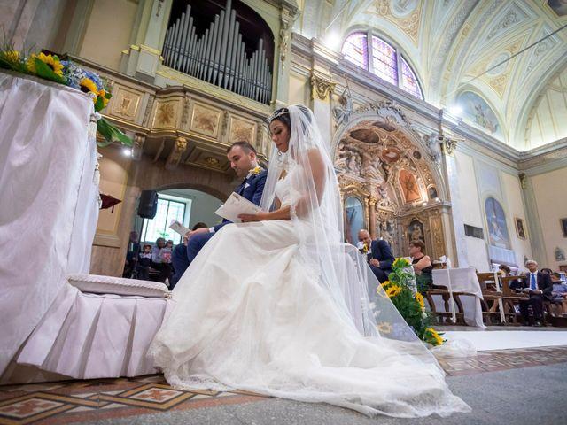 Il matrimonio di Wainer e Raffaella a Sant'Angelo Lodigiano, Lodi 55